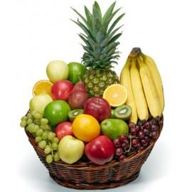 Cos cu fructe asortate