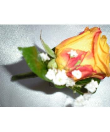 Cocarda din trandafir